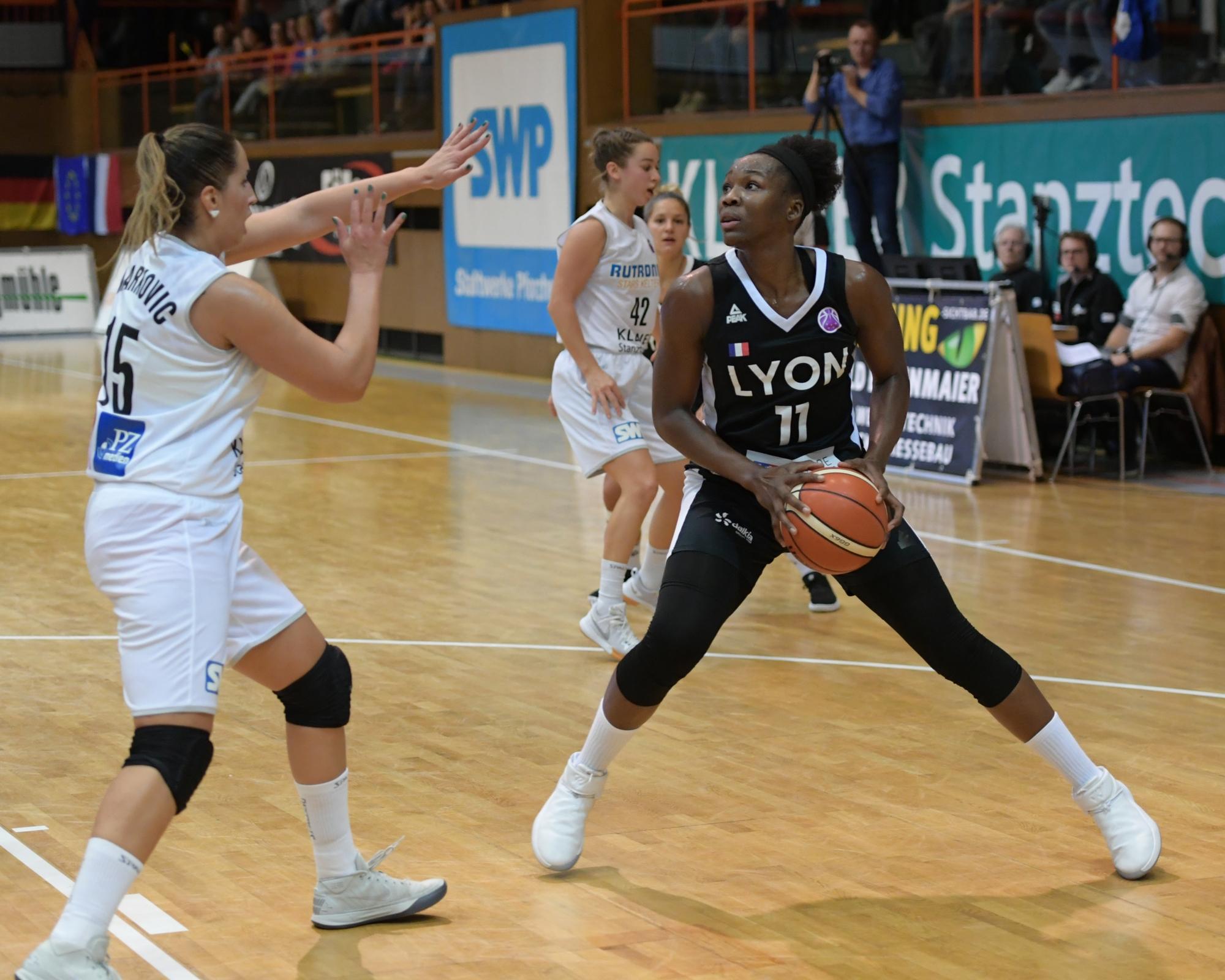 Une victoire pour une qualification ! Lyon ASVEL Féminin